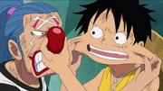 Buggy e Luffy
