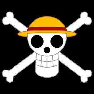 Equipage du Chapeau de Paille Jolly Roger