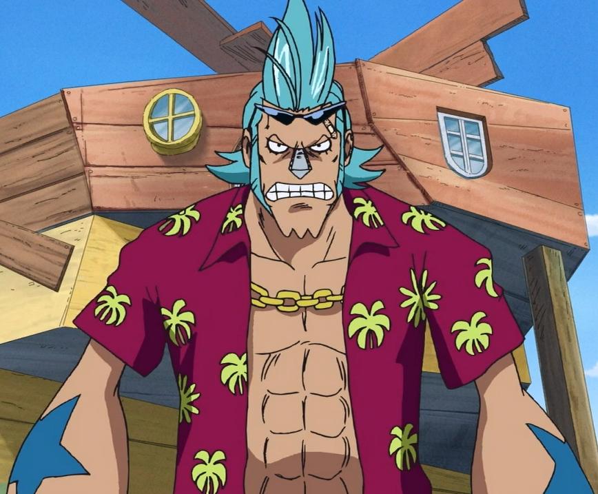 Immagine - Franky 34 anni.png   One Piece Wiki Italia ...