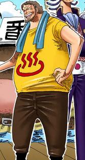 Goro Manga Colorido Digitalmente