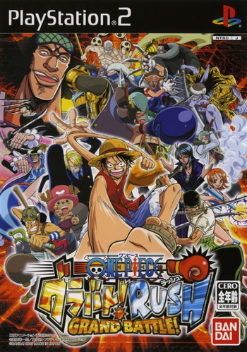 One Piece: Grand Battle! Rush!