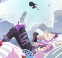 Luffy Voit Katakuri Manger