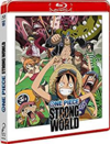 One Piece Film Strong World blu-ray España