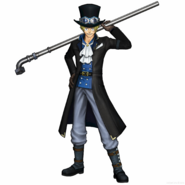 Sabo Pirate Warriors 3