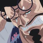 Sengoku en larmes