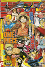 Shonen Jump 2008 Issue 34 40th Anniversary