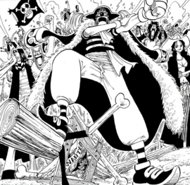 Buggy Manga Infobox