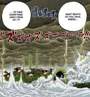 Enel destroys Island