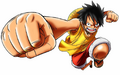 Luffy Coup De Poing One Piece Romance Dawn
