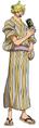 Tercera vestimenta de Sanji en Wano