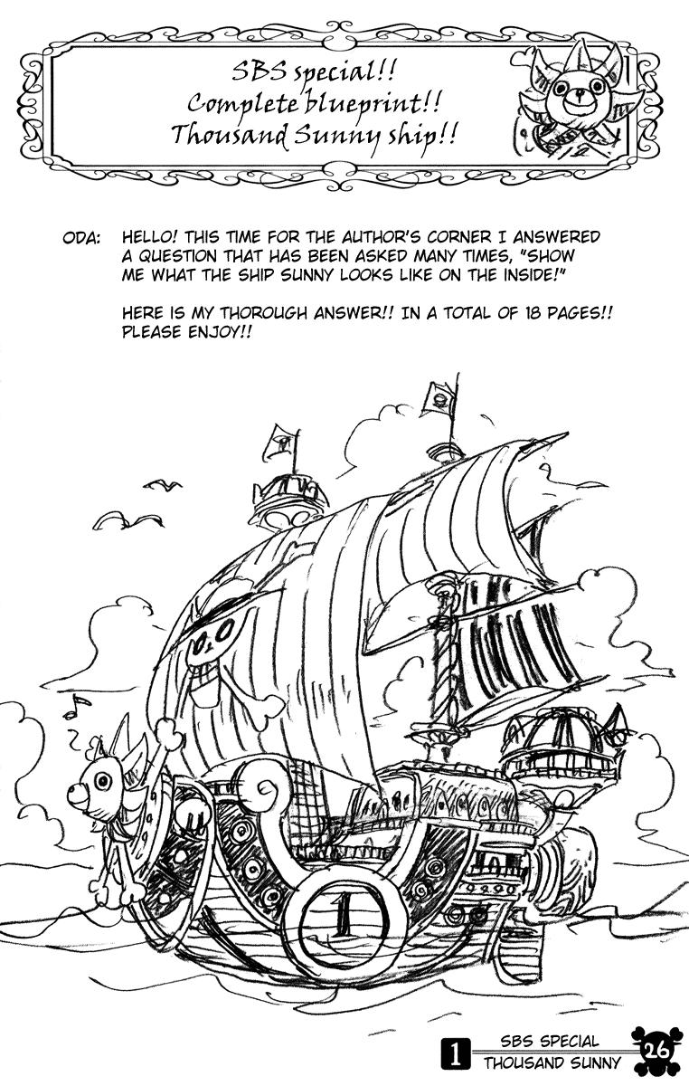 Thousand Sunny One Piece Wiki Fandom Powered By Wikia Ship Diagram With Labels Google Search Pirates Pirate Ships The