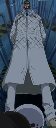 Vergo Anime Infobox