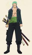 Zoro Episode of Luffy