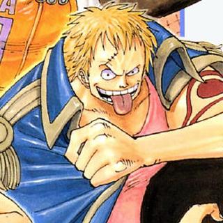 Bellamy nel manga