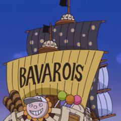La nave di Bavarois