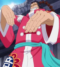 Scratchmen Apoo Anime Post Timeskip Infobox