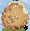 Usopp Puffed Up