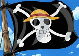 Équipage du Chapeau de Paille Jolly Roger