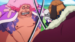 Ashura Doji vs Cane-tempesta