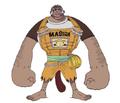 Concept Art Masira Anime