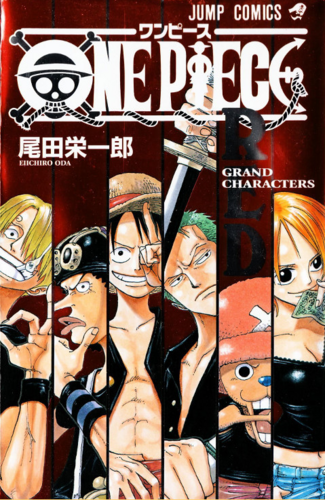 One Piece Red: Grandes Personagens