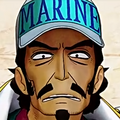 Kapten Angkatan Laut Film 3D Portrait