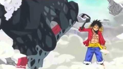 Luffy's Haki