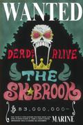 Poster Buronan Konser Brook
