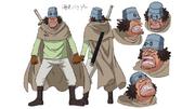 Bakezo's Concept Art