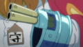 Brazo arma de Nekomamushi
