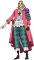 Hawkins One Piece Stampede
