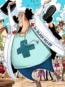 Kurotsuru in the Digitally Colored Manga