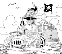 Pirati di Macro nave