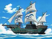 Standard Marine ship