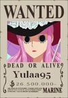 Yulaa95 Wanted Poster