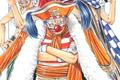 Baggy Coloré Manga