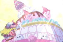 Big Mom Se Come El Pastel De Bodas