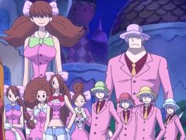 Charlotte Decuplets Anime Infobox