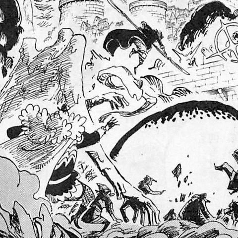 Il golem nel manga