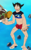 Giant Luffy