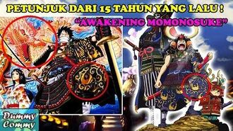 Oda Sensei telah memberi petunjuk AWAKENING MOMONOSUKE 15 Tahun yang lalu ! (ONE PIECE 960+)