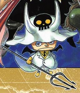 Saldeath manga