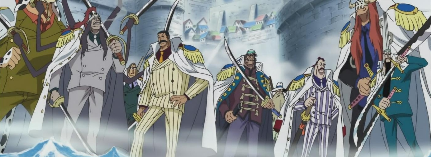 Vice Admiral One Piece Wiki Fandom Powered By Wikia