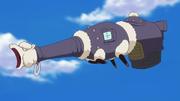 Alpacacino setengah bazooka