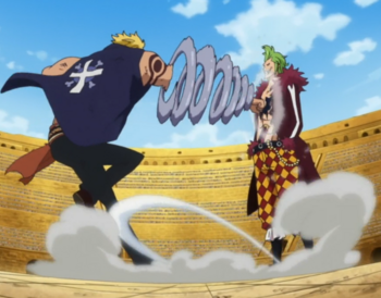 Bartolomeo vs. Bellamy