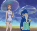 """Final """"Weather Report"""" Nami Anime"""