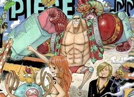 Franky Manga Post Timeskip Infobox