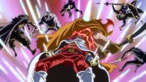 Ichiji Attacks Oven