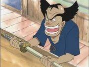 Ippon Matsu avec le Wado Ichimonji