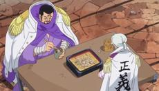 Issho habla con Tsuru